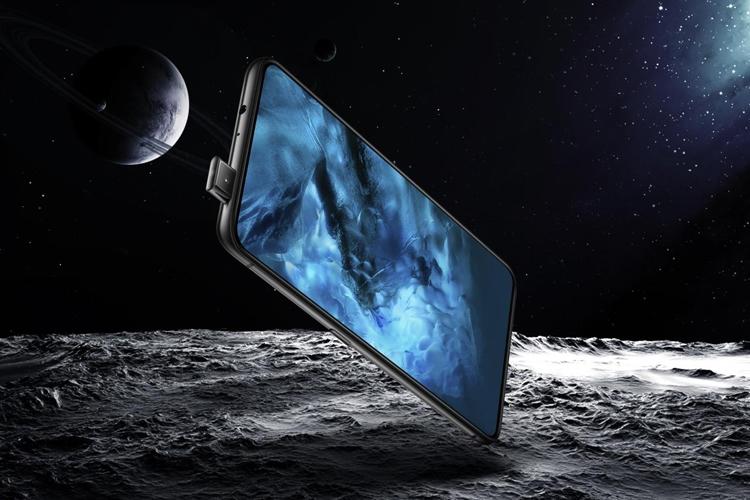 """Vivo NEX: смартфон с выдвижной камерой и полностью безрамочным экраном"""""""