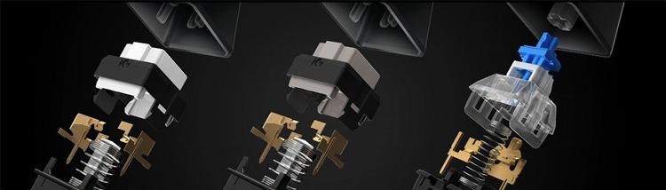 """Logitech G512: игровая механическая клавиатура с технологией подсветки LightSync"""""""