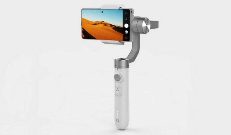 """Xiaomi доверила Mijia выпуск нового трёхосного стабилизатора изображения"""""""