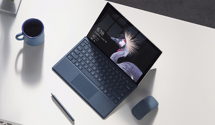 """Планшет Microsoft Surface Pro ждёт «комплексный редизайн»"""""""