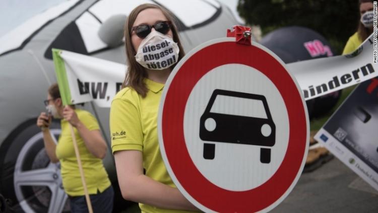 Во сколько обошелся Германии дизельный скандал - Автомобили - Новости