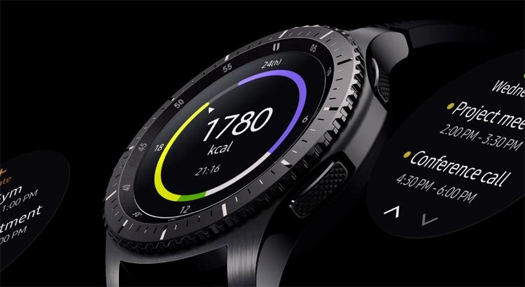 Смарт-часы Samsung Gear S4