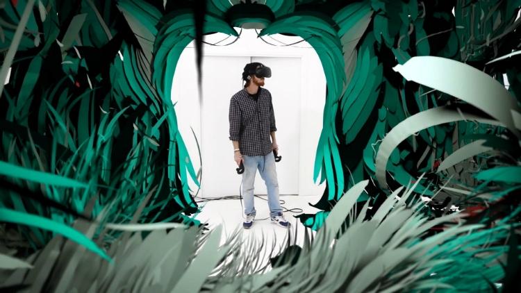 """Виртуальная реальность улучшает память"""""""