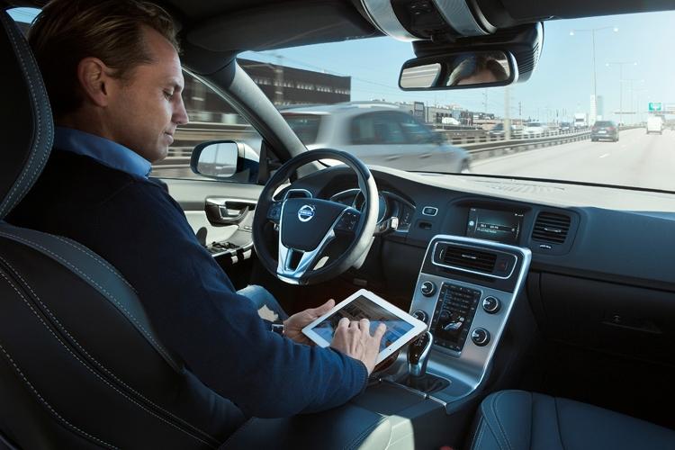 """Volvo поддержит разработку передовых лидаров для робомобилей"""""""