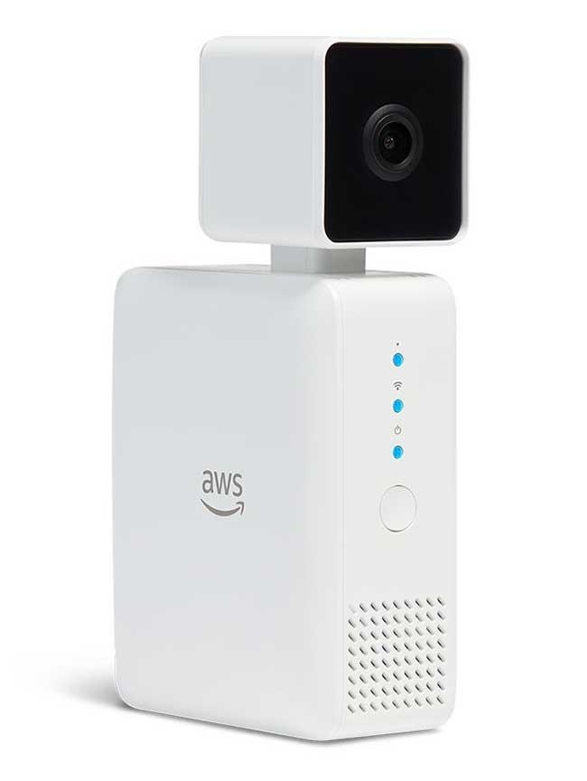 """Видеокамера Amazon AWS DeepLens с поддержкой глубокого обучения поступила в продажу"""""""