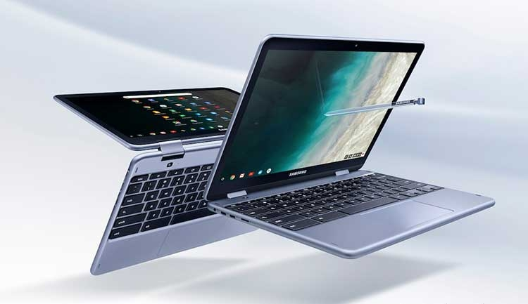 Ноутбук Samsung Chromebook Plus V2