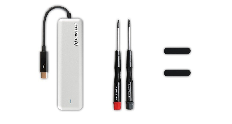 SSD-накопители Transcend JetDrive 855