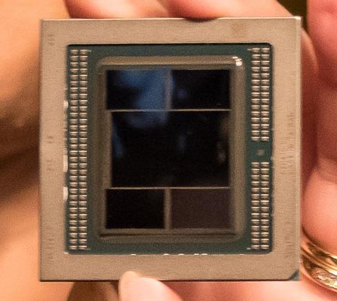 Опытный образец Vega 20