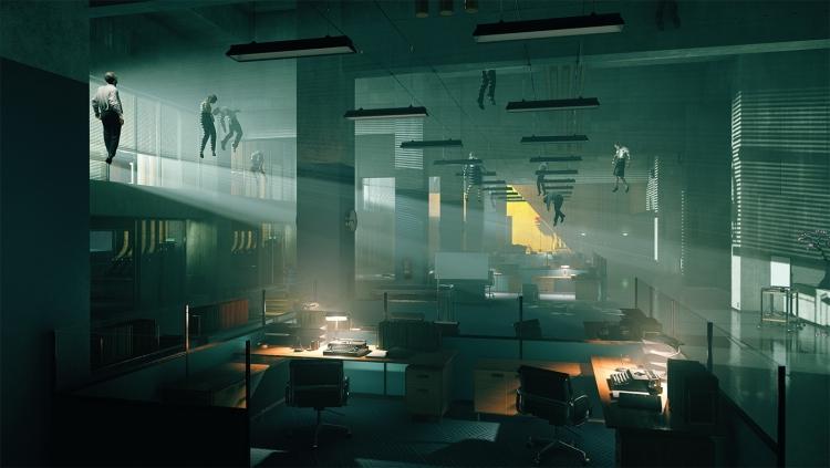 """Видео: почти десять минут геймплея Control, нового шутера от авторов Max Payne и Quantum Break"""""""