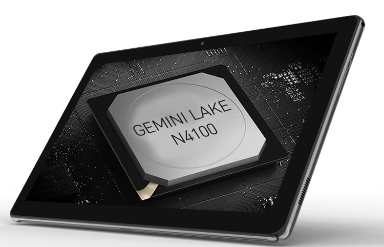 "AlldoCube KNote5: гибридный планшет с чипом Intel Gemini Lake и ОС Windows 10"""