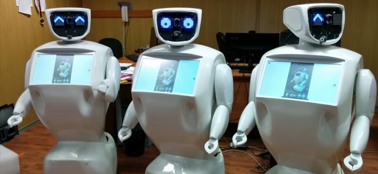 """Российский разработчик роботов Promobot выходит на американский рынок"""""""