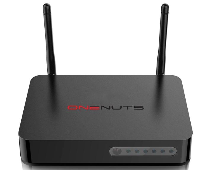 """Новая ТВ-приставка Onenuts поддерживает сотовую связь 4G"""""""