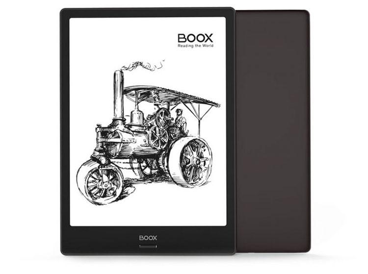"ONYX BOOX Note: 4 ядра, Android 6.0, перо WACOM и 10,3-дюймовый пластиковый экран E Ink"""