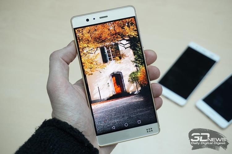 Huawei P9 ещё не стар, но останется на Android 7.0 Nougat