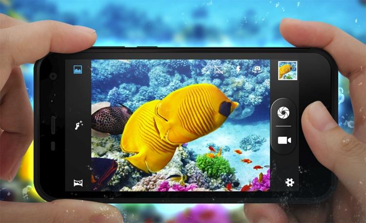 """Energizer Hardcase H500S: прочный смартфон с защитой от воды и пыли"""""""