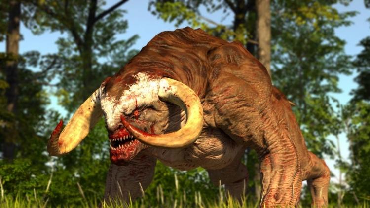 Serious Sam 4: 100 тысяч врагов на экране, 128-км карта и кооператив на 16 игроков