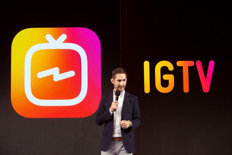 """Instagram запустила сервис с длинными вертикальными видеоIGTV"""""""