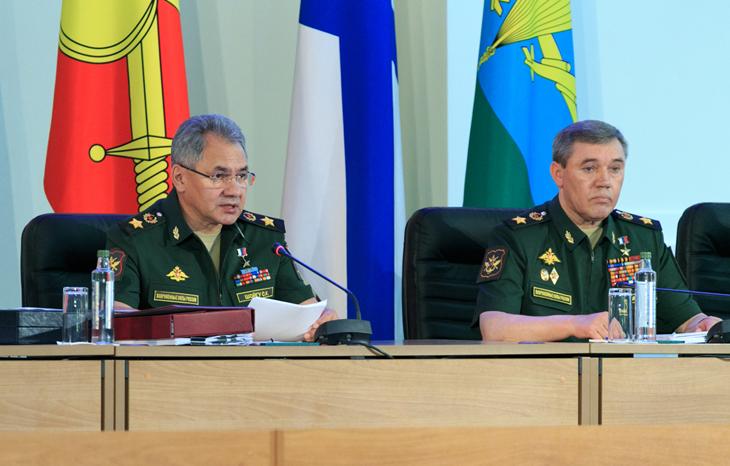 Фото пресс-службы Минобороны России