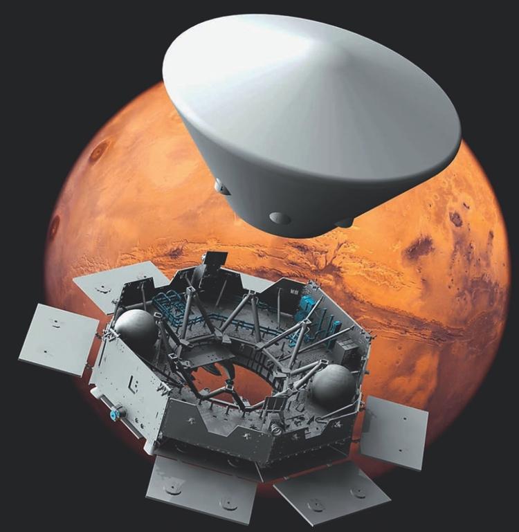 Изображения с сайта Роскосмоса