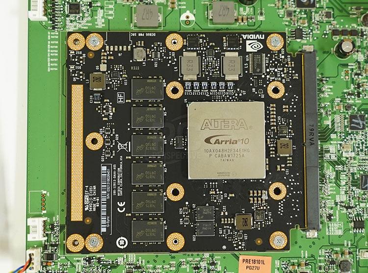 """Мониторы NVIDA G-Sync HDR используют логику Intel"""""""