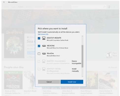 """В Microsoft Store появятся списки желаний, удалённая установка и прочее"""""""