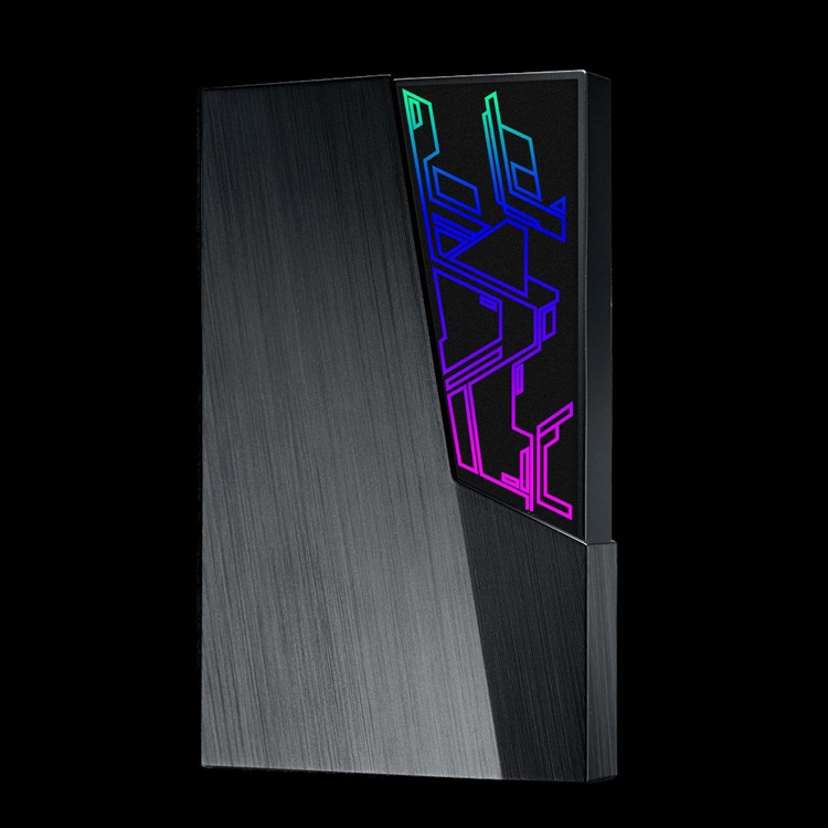 """Внешние жёсткие диски ASUS FX снабжены RGB-подсветкой"""""""