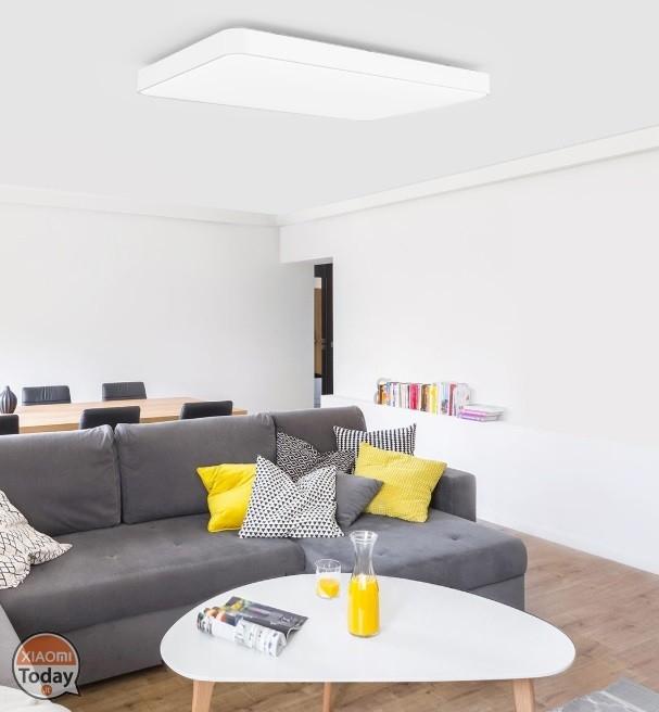 """Xiaomi анонсировала потолочный смарт-светильник Yeelight LED Ceiling Lamp Pro"""""""