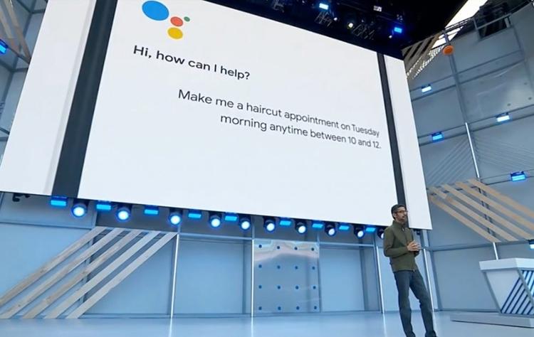 """Google Duplex действительно работает — тестирование начнётся этим летом"""""""