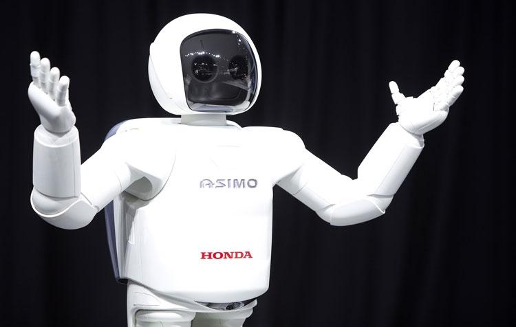 """Honda прекращает разработку роботов Asimo"""""""