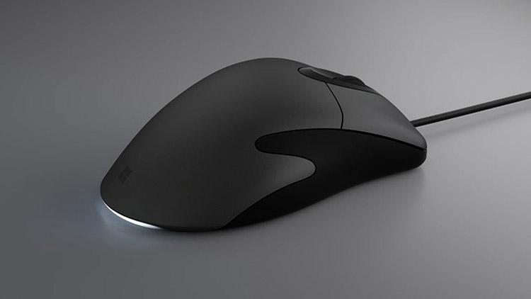 """Microsoft рассказала о возрождении классической мыши IntelliMouse"""""""