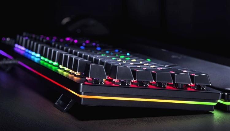 """Игровые клавиатуры Razer Huntsman обеспечивают мгновенный отклик"""""""