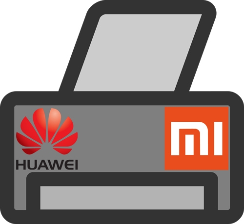 """Xiaomi и Huawei приписывают намерение начать выпускать принтеры"""""""