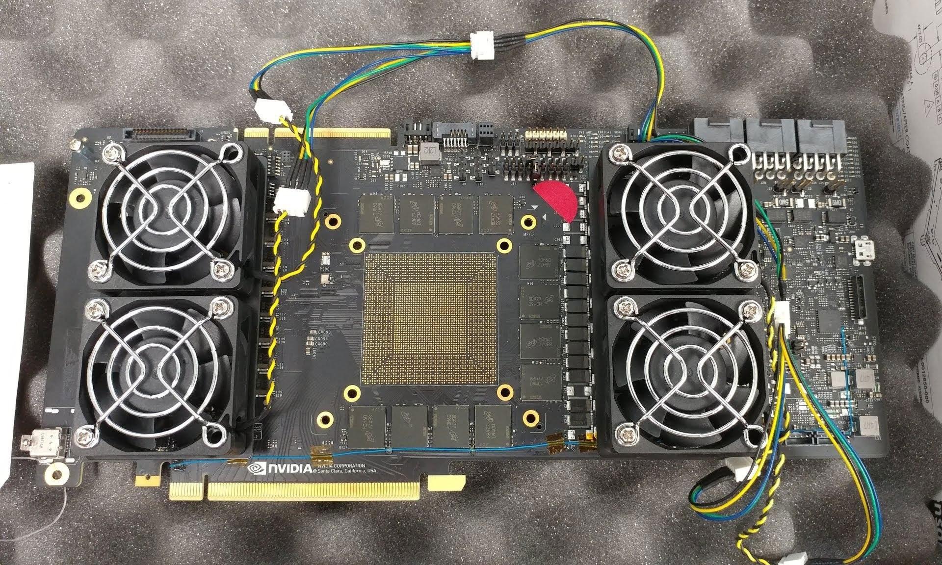 Nvidia может представить GeForce GTX 1180 уже вследующем месяце