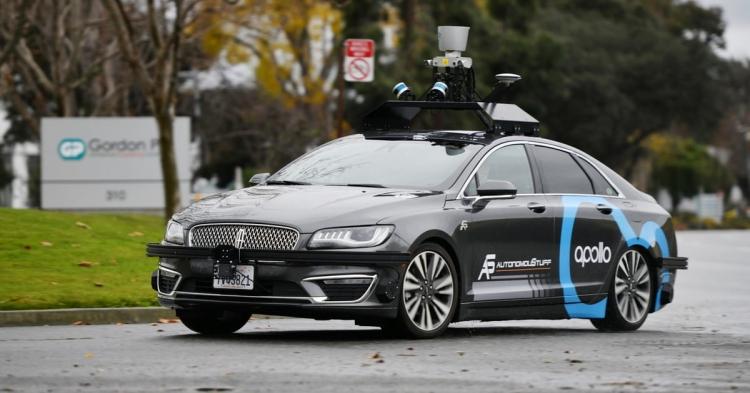 """Intel и Baidu будут сотрудничать в сфере повышения безопасности робомобилей"""""""