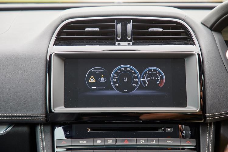"""Jaguar Land Rover показала подключённые автомобили с системой V2X"""""""