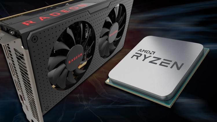 """AMD выпустит 12-нм версию GPU Polaris в этом году"""""""