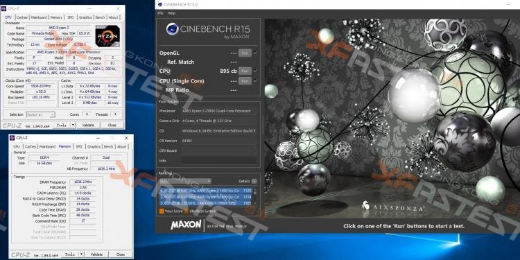 sm.amd ryzen 2300x 2500x 04.750 - Новые результаты тестов Ryzen 3 2300X и Ryzen 5 2500X: теперь с экстремальным разгоном