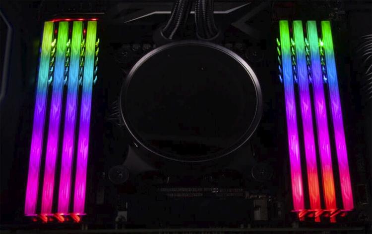 ao4 - GIGABYTE раскрыла характеристики игровой памяти Aorus RGB