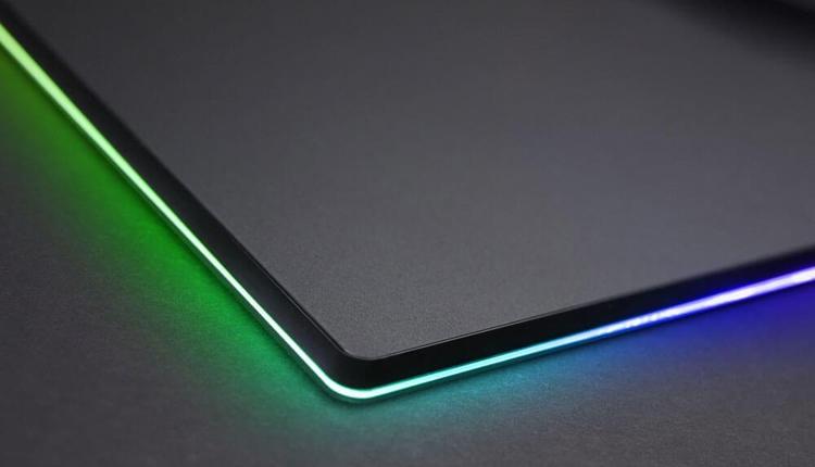 """Коврик для мыши Aorus P7 получил подсветку RGB Fusion"""""""