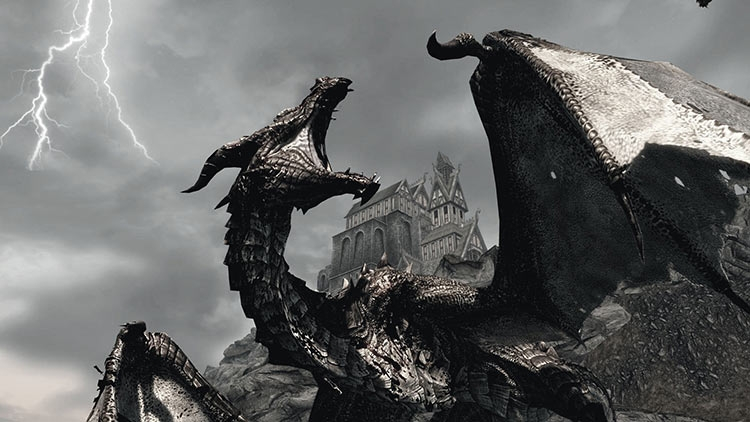 """В Skyrim: Very Special Edition можно играть даже на унитазе"""""""