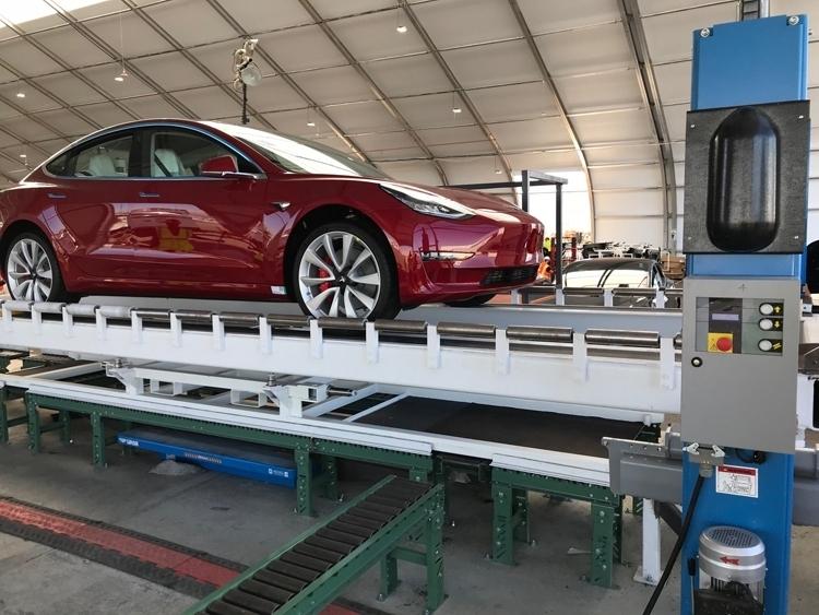 Tesla отказалась от теста на безопасность ради ускорения производства автомобилей
