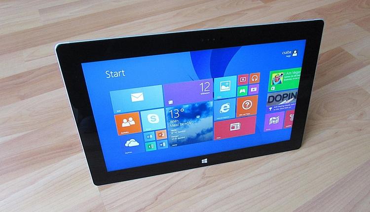 """Обнародованы ожидаемые характеристики «доступного» планшета Microsoft Surface"""""""
