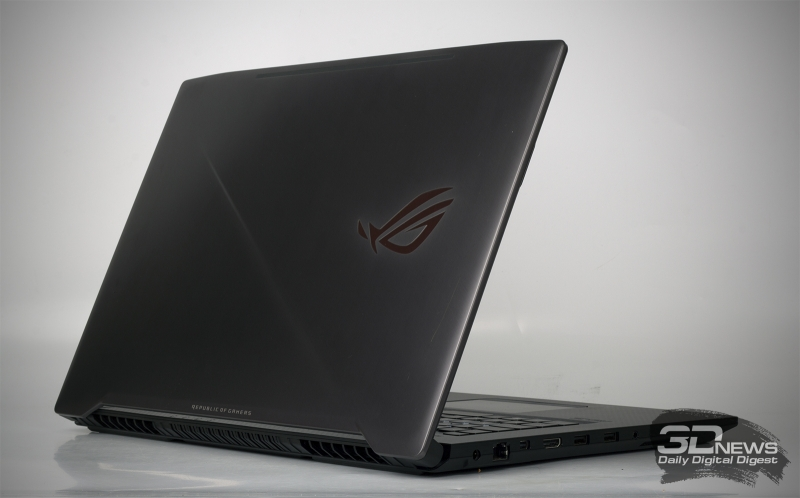 ASUS ROG Strix GL703GM