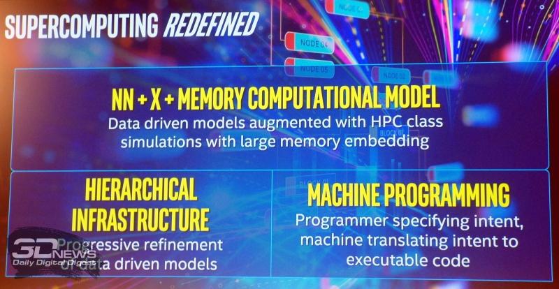 Intel ISC 2018 Keynote