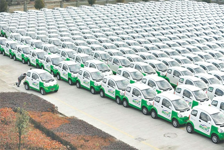 """Китай готовится вновь сократить субсидии на электромобили"""""""