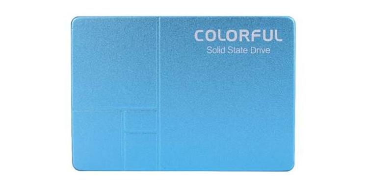 cf2 - Colorful SL500 Summer LE: твердотельный накопитель в оригинальной окраске