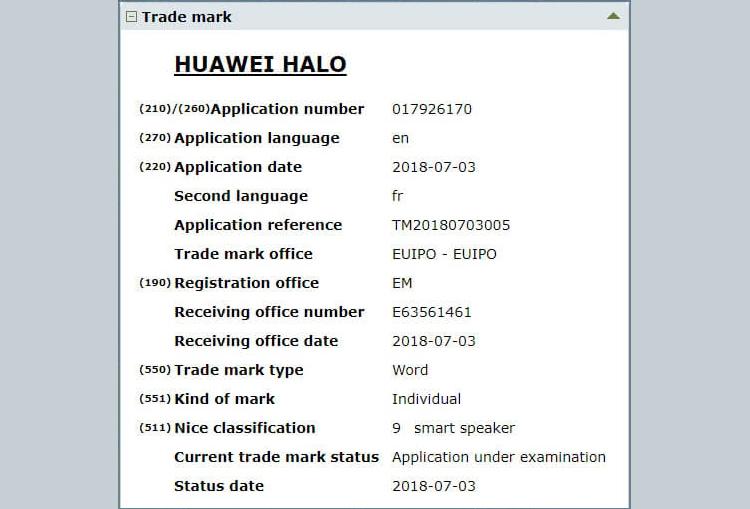 """Huawei проектирует сразу несколько «умных» динамиков"""""""