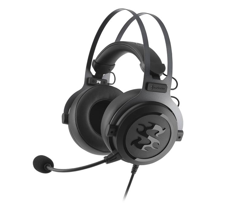 """Sharkoon Skiller SGH3: гарнитура с внешней звуковой картой"""""""