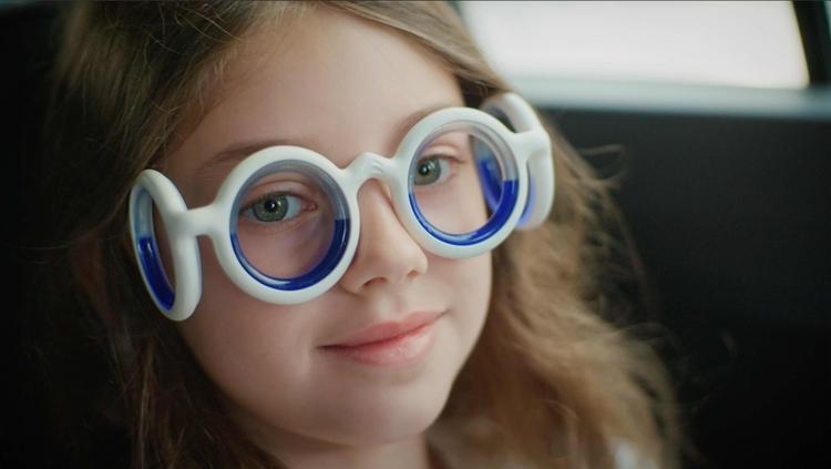"""Citroën выпустила очки для борьбы с морской болезнью"""""""