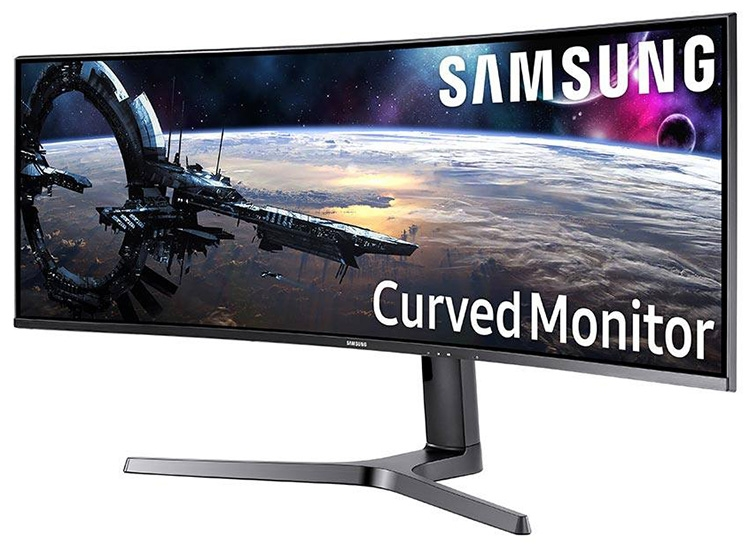 """Монитор Samsung C43J89 использует матрицу 32:10"""""""